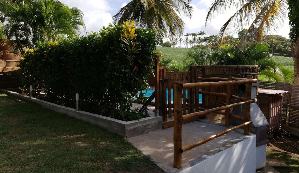 Studio Turquoise - Les Jardins de Laclos - Martinique
