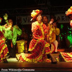 Découvrez l'ile de la Martinique - Carnaval-Martinique - festivités - coutumes