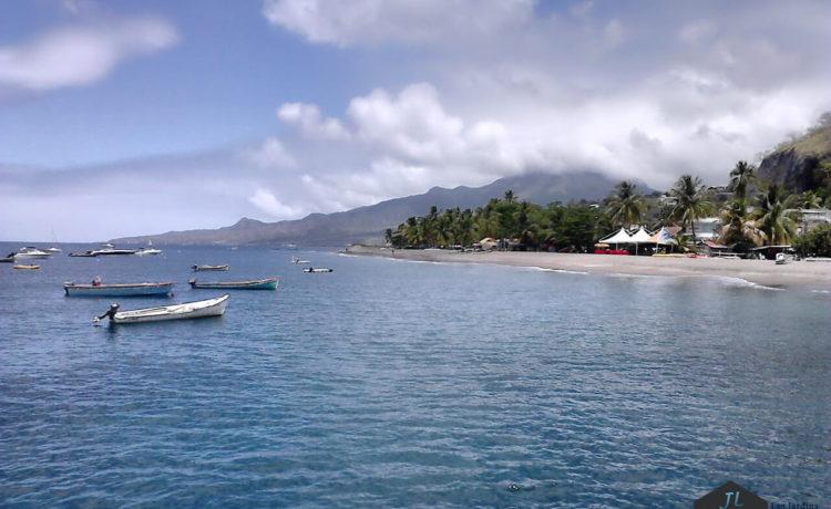 Découvrez l'ile de la Martinique - Catamaran vers St Pierre