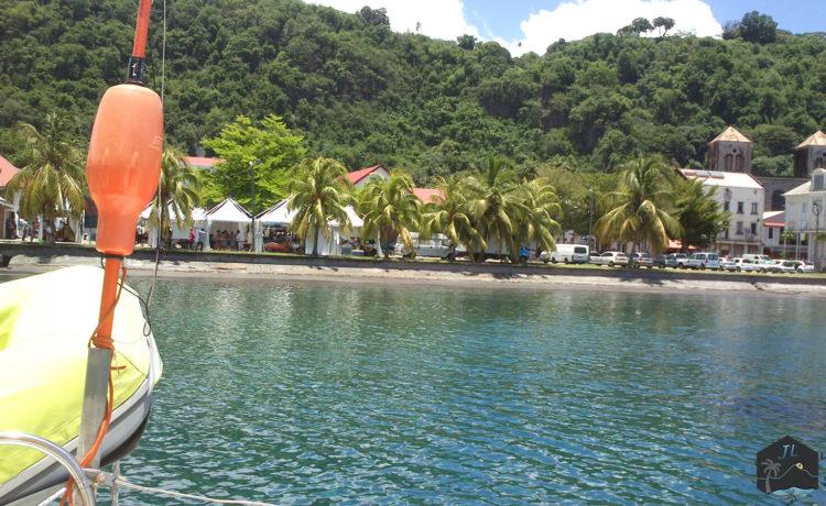 Découvrez l'ile de la Martinique Catamaran-Nord Ouest