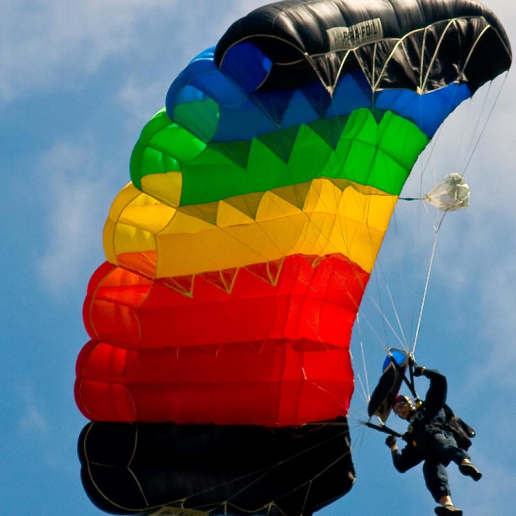 Découvrez l'ile de la Martinique - Parachute