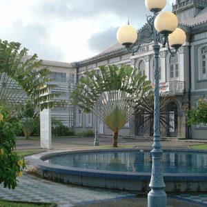 Découvrez l'ile de la Martinique - Théâtre-de-fort-de-france