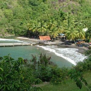 Découvrez l'ile de la Martinique - L'anse-noire