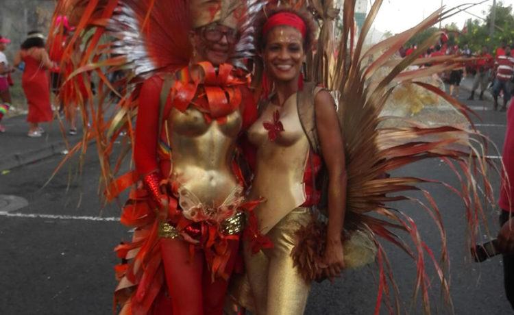 Découvrez l'ile de la Martinique - Carnaval
