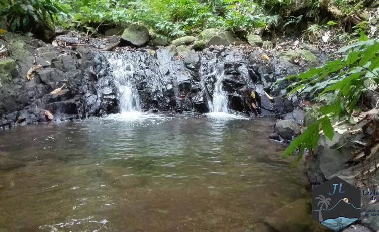 Découvrez l'ile de la Martinique cascade Anse Couleuvre