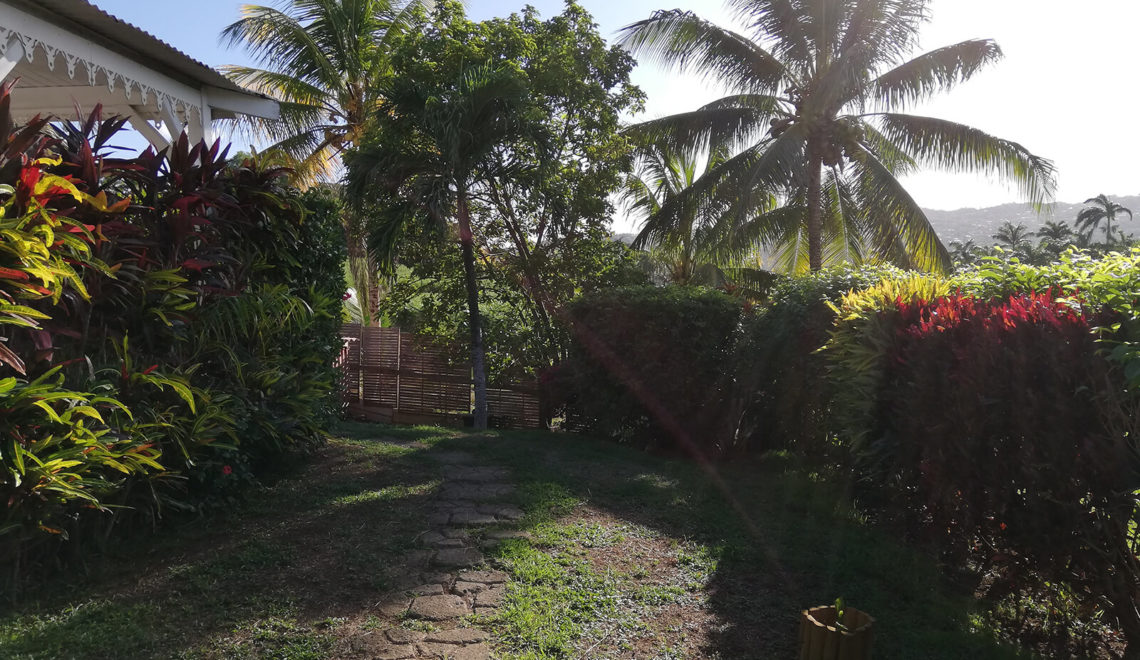 Location en Martinique aux Jardins de Laclos